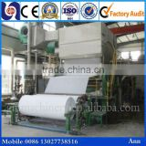 High Quality toilet paper manufacturing line, machine to make toilet paper, sanitary machine