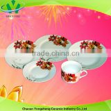 New Design Quality Products Ceramic Dinner Sets