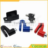 Scooter Bike Bicycle Motorcycle Safety Anti-theft Disk Brake Rotor Lock
