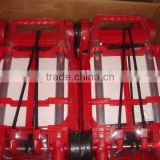 PLASTIC LUGGAGE PULLER AND TROLLEY