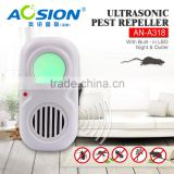 Aosion Pest cockroach killer powder Spider Go Ultrasonic Repeller AN-A318