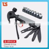 2014 new Life saving hammer/Saving tools/Multi tool hammer ( B-8941A )