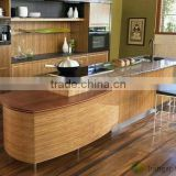 Raw Material Transparent Bamboo Wood Veneer for Indoor Finishing