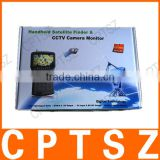 DC 12V Output Protable Signal Satellite Finder & CCTV Camera Monitor KPT-955H