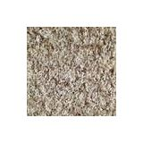 Living Room Rubber Backed Cut Pile Carpet / Rug , 25mm Pile Height