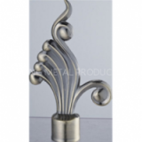The Shape of The Hand Curtain Rod Finial