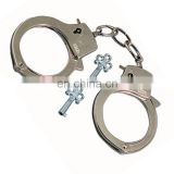 hot sales Luxury Fetish Sex Toy Stainless mini handcuff steel handcuffs SH017