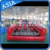 Factory Sale Round Track Inflatable Fun Obstacle Courses For Adults Sport Games