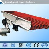 High Efficiency Electromagnetic Vibrating Feeder For Limestone