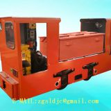 Storage Battery Electric Locomotive Underground Matal/coal Mine  For Mining And Tunnelling
