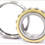 High standard NJ207 cylindrical roller bearing with thinner ring bearing with low price