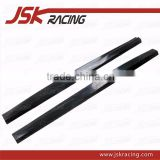 O STYLE GLASS FIBER SIDE SKIRTS FOR VW GOLF 7 GTI MK7 (JSK301315)