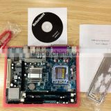 2015 Hot Sale computer motherboard 965 pc mainboard ddr2 775 bulk packing