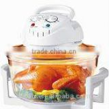 12L Colorful Halogen Oven with CE/Rohs