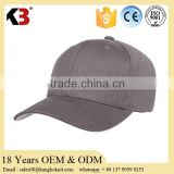3D embroidery adjustable plain cotton baseball cap hat fashion golf cap