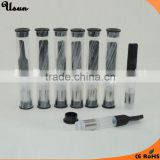 Usuntech CE3 vaporizer cartridge packaging with plastic tube