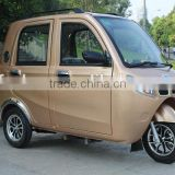 3 wheel mini car enclosed motorcycle