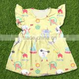 cute infant clothing short frock dress children clothing 2016 girls dress latest skirt design pictures