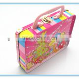 Guangzhou Packaging Factory Custom Gift Box (Wine gift box,Chocolate gift box ,other gift box...) with handle