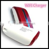 440mah power bank 3g wifi router with3G routing/Wireless router/Wireless network storage functions
