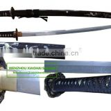 high quality damascus steel high carbon steel dragon handmade katana samurai sword HK068