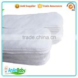Hot Sales Microfiber Inserts Eco-Friendly Absorbent Baby diaper liners                                                                         Quality Choice