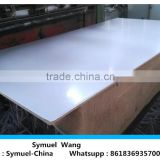 (2-30mm) No paint Good Quality melamine particle board / chipboard/ MDF kitchen board with competitive price