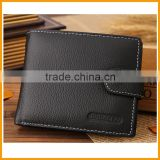 High Quality Multifunctions Genuine Leather Men Wallet With Coin Purse                                                                         Quality Choice