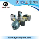ZY brand new rubber air spring of air ride suspension system for trailer truck