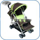3025 new product double pram twin pram baby stroller