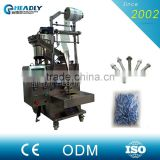 Accurate Weighing Automatic Vertical Strip / Nail Packing Machine
