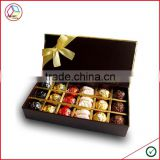 High Quality Custom Chocolate Boxes /Chocolate Box for Wedding Invitation/Chocolate Boxes Design