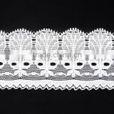 Eco friendly with Lace Fabric for french lace trim