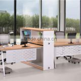 China manufacturer MDF office desk height adjustible