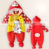 2016 Hot&New Winter Children's Clothing Baby Romper Climbing Baby boys Jumpsuit