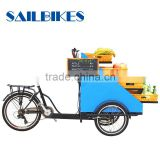electric retail bike with Fruit Baskets for sale