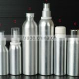 cosmetic packaging aluminum bottle with cap for sale                                                                                                         Supplier's Choice