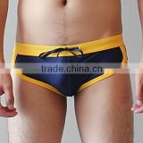 Men sports trunk briefs assorted color swimming suit                                                                         Quality Choice