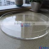 Yageli trade assurance supplier high quality acrylic bed tray