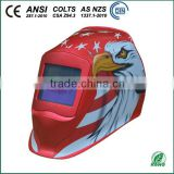 WH1012C Welding Shield with Auto Darkening Filter