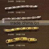 zuohua twist curb link chain
