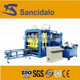 Brick Production Line Processing And Cement Brick Raw Material Cement Block Making Machine QT6-15