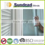 cordless sliding magnetic tilt and lift system energysave blinds for windows door glass inserts blinds ideal for public building