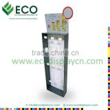 Paper Material Sidekick Display Hanging, Retail Sidekick Display, Cardboard Display Rack