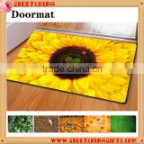 Custom Animal Print Doormat Carpet Anti-slip Hall Bedroom Pad Fashion Kitchen Carpet Area Rugs Home Floor Mat