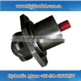 China factory direct sales low noise hydraulic motor for auger for harvester producer