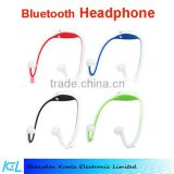 2015 oem/odm bluetooth wireless sport headphone s9, for Iphone 6s, Huawei mate8, Xiaomi Note2