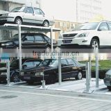 underground PLC controlled simple car parking system