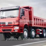 Top sale truck prices for Sinotruck Howo 336/371 hp tipper truck