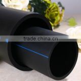 standard length hdpe compression pipe/ fittings 90 degree elbow
